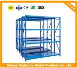 4 Layers Metal Materials Light Duty Racks Warehouse Storage Racks