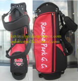 China Wholesale PU Material Stand Golf Bag