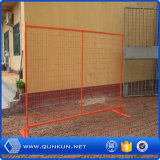 Supply Austrain and Canada Temporary Metal Security Fencing with