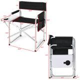 New Design Outdoor Cheap Folding Camping Aluminium Lightweight Aldi Director Chair