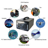 Lithium Solar Generator 220V Portable Power Station 300W for Outdoor Camping Hiking