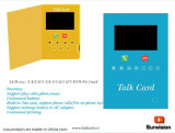 LCD Brochure Video Mailer Card Can Make Phone Calls