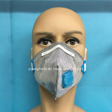 Folded Active Carbon Dust Protective Mask for Industry