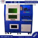 Brass Aluminum Stainless Steel Fiber Laser Cutting Machine for Metal