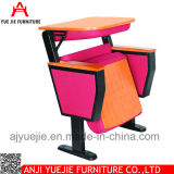 Wooden Folded Auditorium Chair and Desks Yj1614