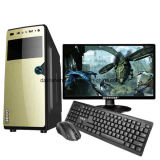 17 Inch Assembling / Gaming Desktop Computer DJ-C007 with 4G Memory
