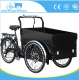 Cheap 3 Wheel Electric Tricycle Cargo Bike Price/Cargobike Factory/Kids Cargo Tricycle Bicycle