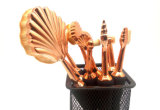 Wholesale Patented Design Nylon Hair Cosmetics Brush Set and Makeup Tools