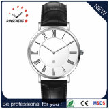 Fashion Watch Stainless Steel Alloy Case Watches Waterproof Wristwatch (DC-128)