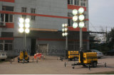 Telescoping Pole 6000W Light Tower