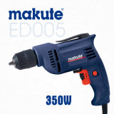 Makute 350W Power Hand Professional Tool Electric Drill Machine (ED005)