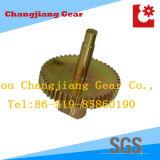 Transmission Propeller Spline Axle Gear Shaft with Module 2 Gear