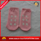 Small Kids Different Design Travel Socks Anti-Skidding Disposable Foot Sock