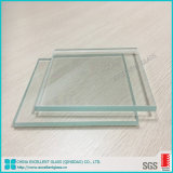 Competitive Price 15mm Starphire Ultra Clear Low Iron Float Glass China Factory