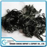 Black Pan Long Activated Carbon Fiber Silk
