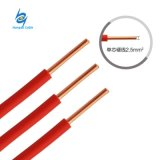1 Core 1.5mm 2.5mm 4mm Copper Flexible PVC Wire Cable Price