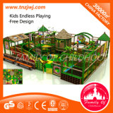 Kids Play Equipment LLDPE Indoor Playground Equipment Prices