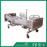Luxurious Hospital Bed with Double Revolving Levers (MT05083408)