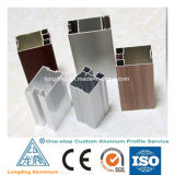 6063/6060 Aluminium Section for Aluminium Window/Metal Window