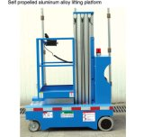 Self-Propelled Aluminium Alloy Lifting Platform