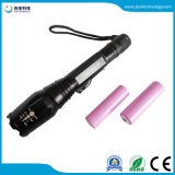 10W Zoomable 395nm High Power LED UV Flashlight for Searching Detective