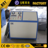 Efficiency and Security Semiautomatic Fire Extinguisher CO2 Filling Machine