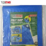 Latest Taimei 130GSM Blue Poly Tarp