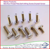 T Type Bolt Galvanized Carbon Steel Full Threaded M14-M24