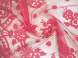 Wholesale Custom Mesh Embroidery Lace Used as Evening Dress Fabric