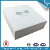 White High-Quality Goods Paper Gift Packaging Box (GJ-box147)