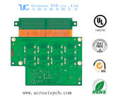Green Soldr Mask PCB for Power Bank with Multilayer