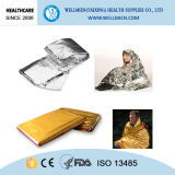 High Quality Disposable Mylar Emergency Blanket