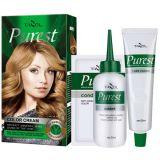 Tazol Cosmetic No Ammonia Permanent Hair Color (Light Blonde) (50ml+50ml+10ml)