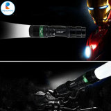 Wholesale Waterproof AAA /18650 Battery High Quality Aviation Aluminum Alloy Flashlight