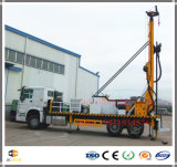 Competitive Price High Quality Truck Mounted Water Well Drilling Rig Machine