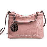 Wholesale Custom Newest Genuine Leather Ladies Classical Handbags