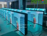 Full Color Outdoor Perimeter LED Display Screen, Stadium Perimeter Video Wall (P10, P8)