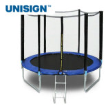 Competitive Price Top Quality 14FT Large Spring Trampoline with Mat, Home Entertainment Trampoline