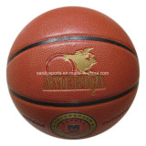 High Quality PU Leather Training Basketball Size 7