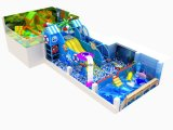 New Design High Quality Popular Ocean Commercial Children Theme Indoor Playground