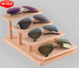 Wood Eyewear Store Display, Sunglasses Display Stand