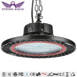 UL Dimmable High Power Industrial Interior Round UFO LED High Bay Light for Workshop/Stadium
