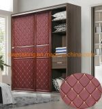 Good Price PU PVC Artificial Soft Leather for Home Decoration Wall Door Sofa Bed Leather