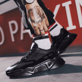 2020 All Season Hot Sale Fashion Sneakers Men's New Style Casual Shoes Custom Brand Cheap Factory Sports Shoes Man Facn-3563