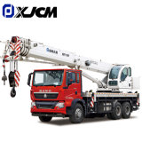 Factory Price 30ton Construction Engine Hydraulic Crawler Tower Truck Mobile Crane
