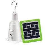 7W E27 Portable Solar Rechargeable LED Emergency Bulb