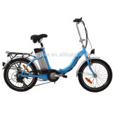 2019 Low Carbon Travel LCD Display Folding Electric Bicycle (RSD-108)