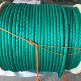 12 Strand UHMWPE Polyester Covered Offshore Rope Mooring Rope Marine Rope