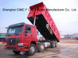 Supply Sinotruk HOWO 8X4 Dump Truck with Lowest Price