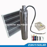 DC Solar Submersible Pump System